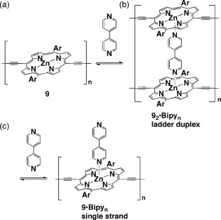Programmed self-assembly of large π-conjugated molecules