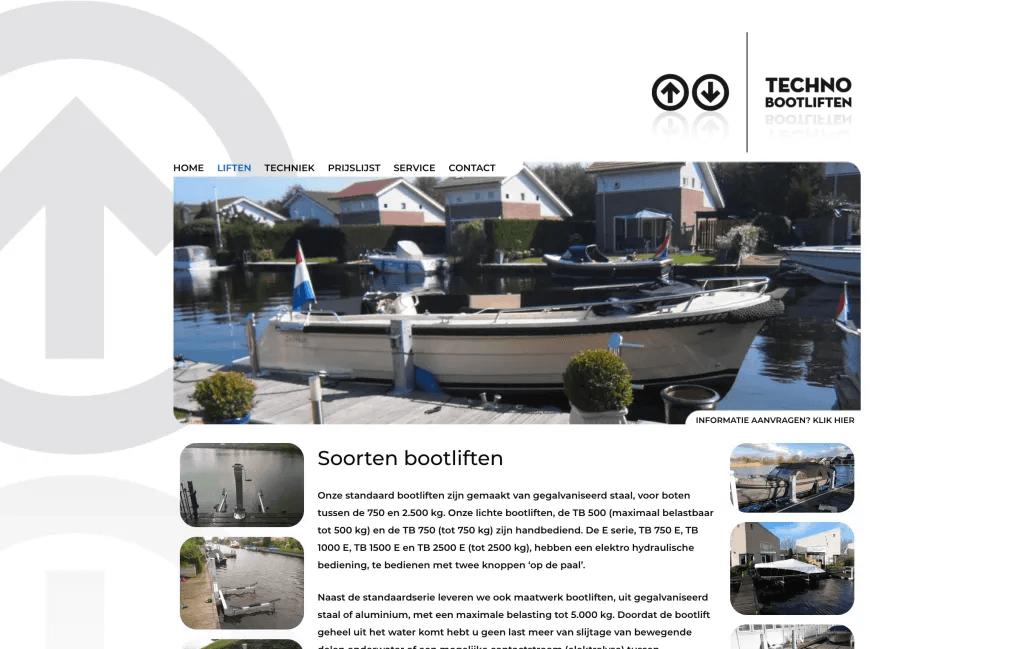 Technobootliften.nl