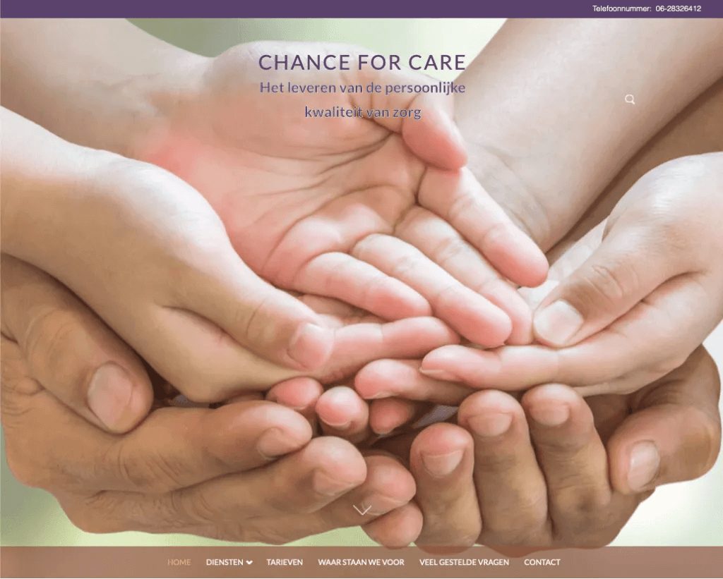 Chanceforcare.nl