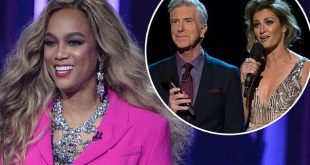 Tyra Banks is BLASTED on Twitter as fans react to her Dancing With The Stars host debut