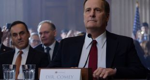 "Jeff Daniels and Billy Ray didn't want The Comey Rule to be ""a Hollywood liberal hit job"""