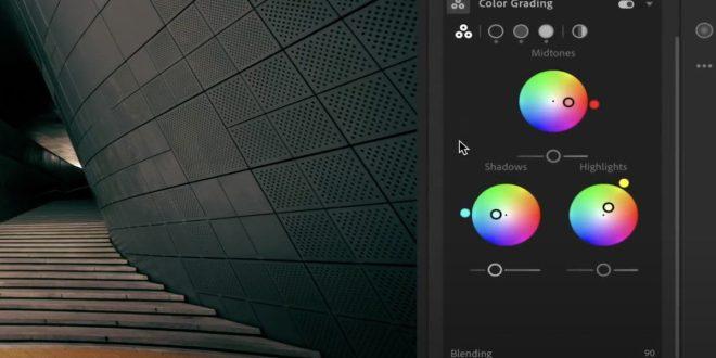 Adobe Lightroom is getting cinema-style color grading