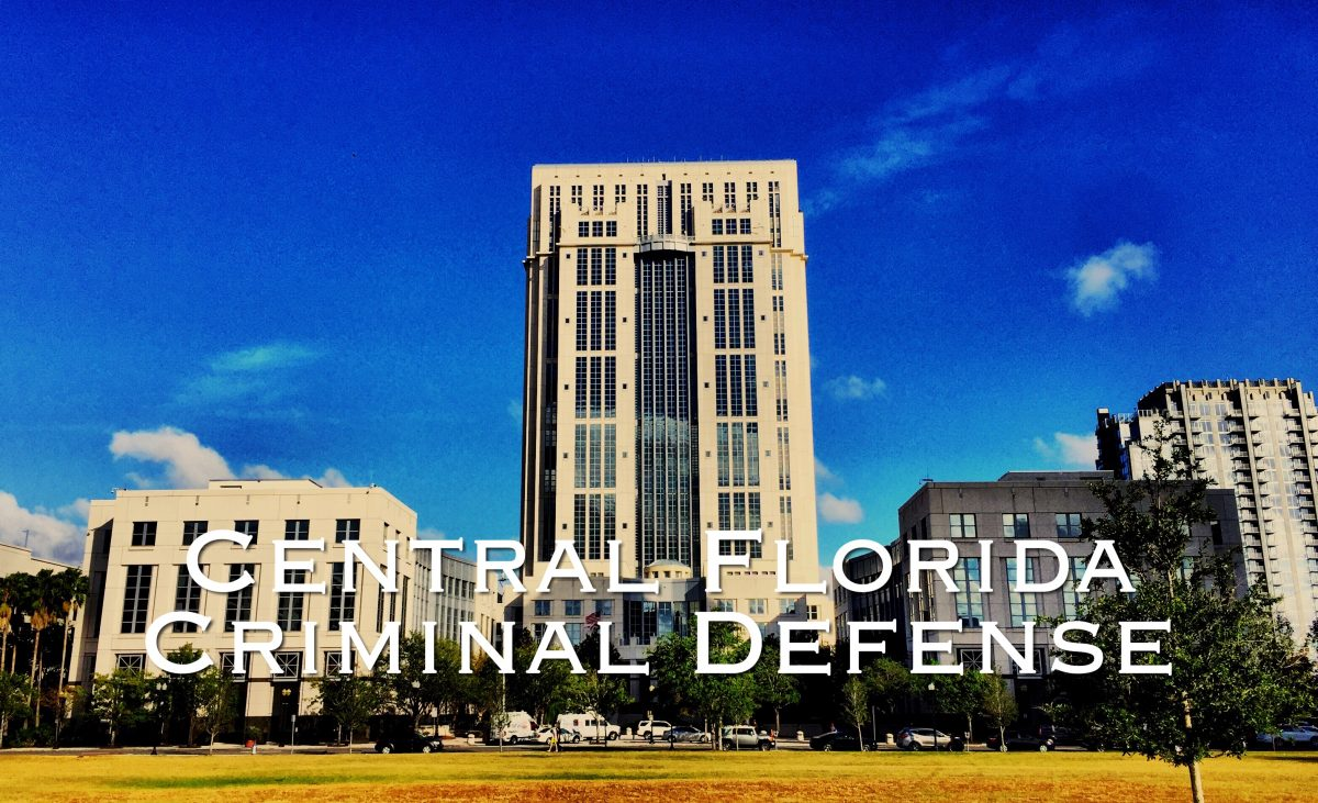 Central Florida Criminal Traffic Defense