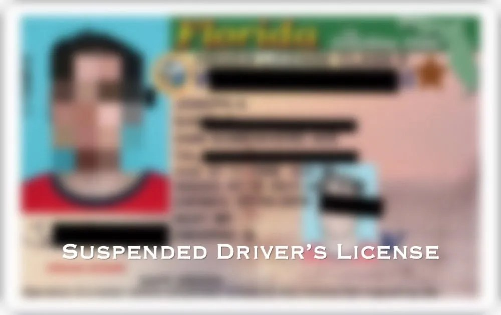 florida suspended driver's license