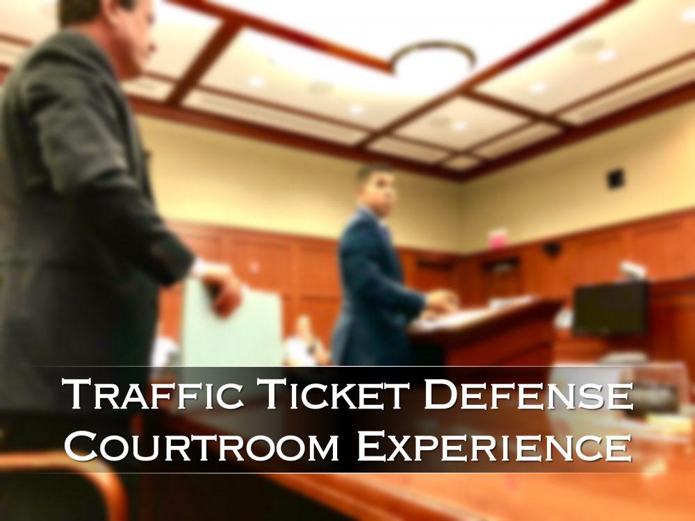 Traffic Ticket Lawyer and Speeding Ticket lawyer