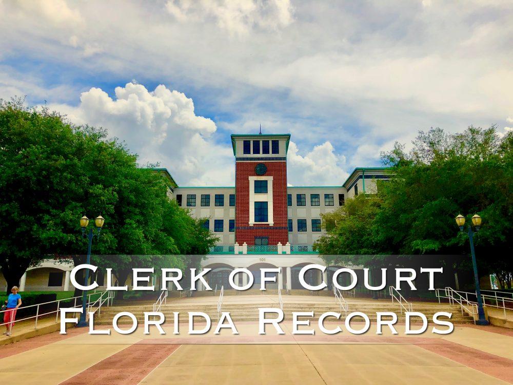 santa rosa county clerk of court records