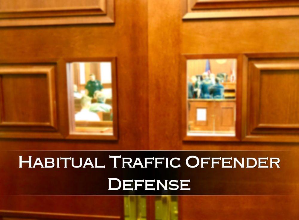 habitual traffic offender