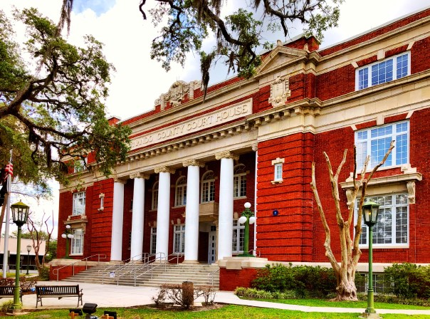 Hernando County's Historical Courthouse