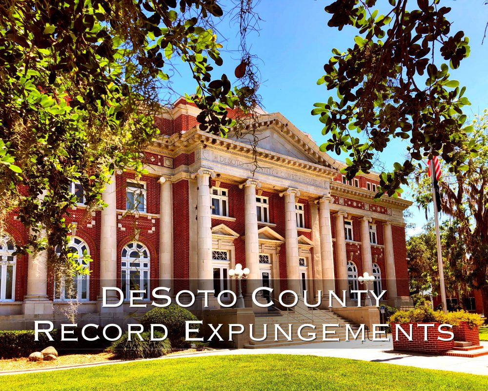 desoto county record expungements