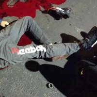 Presunto ladrón pierde la vida y su cómplice  resulta lesionado