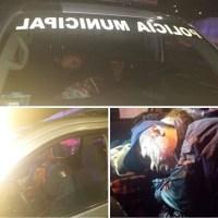A bordo de su patrulla asesinan a dos policías  de Tultitlán