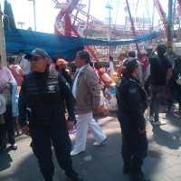 Gobierno de Amecameca realiza operativo de seguridad con motivo del Carnaval 2020