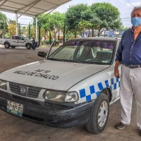 Gobierno de Valle de Chalco aplica programa de Transporte Seguro a Adultos Mayores