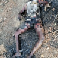 En barranca de Ecatzingo descubren cuerpos de pareja calcinada