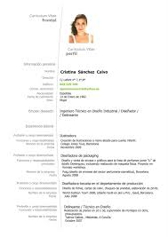 Modelo De Curriculum Vitae Chile Doc Sample Refference Letters
