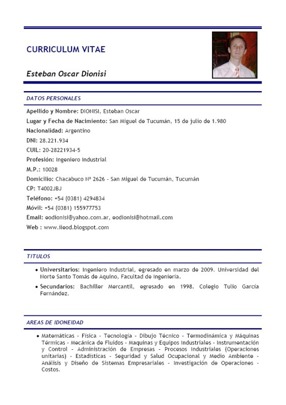 Modelo Hoja De Vida Ingeniero Civil Sample Resume Service