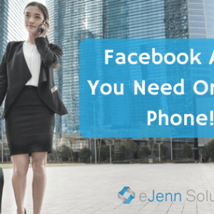 Facebook apps you need
