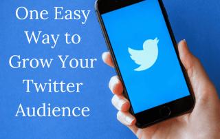 Easy Way to Grow Your Twitter Audience