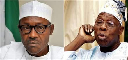 Obasanjo Cries Out, says 'Buhari will Plunge Nigeria Into Bankruptcy'