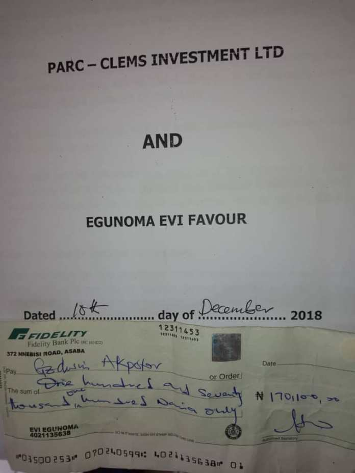 The Circulated Document
