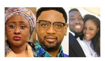 Police Explains Why They Invited Busola And Timi Dakolo After Aisha Buhari's Tweet