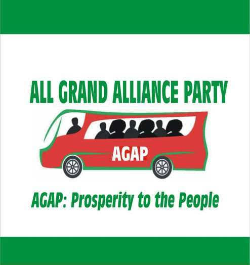 AGAP list of political Parties deregister by inec