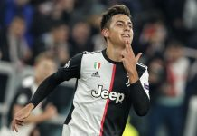 Juventus star, Paulo Dybala ?tests positive for Coronavirus for fourth time in six weeks?