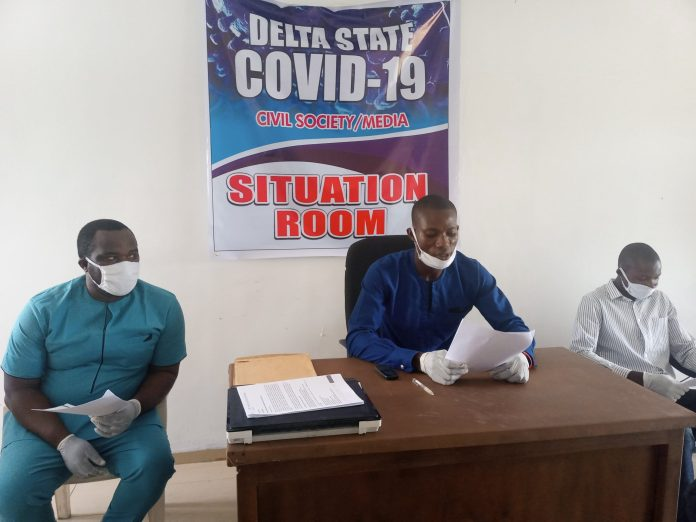 Coalition of CSOs launches situation room for ...