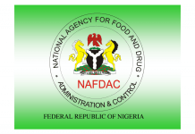Logo of NAFDAC