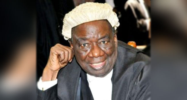 Richard Akinjide Attorney-General of the Federation (AGF), Richard Akinjide, died on April 21, 2020.