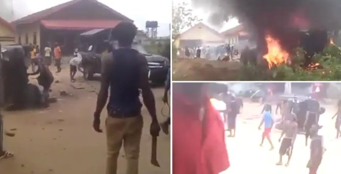 Abia Youths Protest