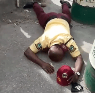 Military Men Allegedly Beat Lastma Official
