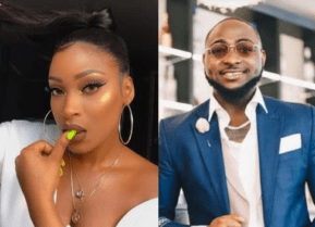 Davido Welcomes A Baby Boy With London-Based Makeup Artist, Larissa
