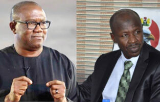 Peter Obi Blast Buhari, Says What Magu is Going Through is Hurting the Country More Than Him