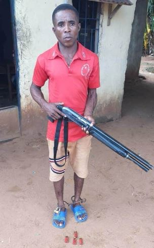 Meet The Man Who Shot His Own Friend Over N1000 Debt In Anambra