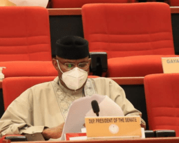Jubilations As Senate Passes Sexual Harassment Bill To Punish Offenders