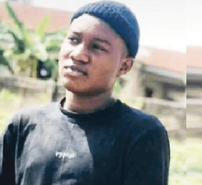 So Sad! Footballer Slumps and Dies During Match in Osun (photo)