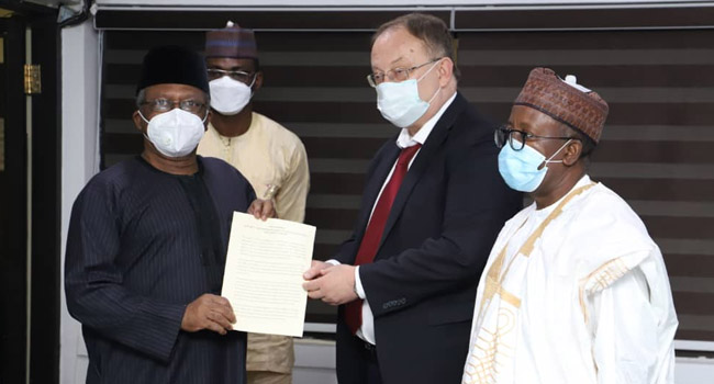 Good News as Nigeria Receives COVID-19 Vaccine From Russia