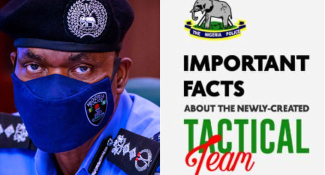 #EndSWAT: No SARS Officer Will Be Part Of New Tactical Team – Police Says