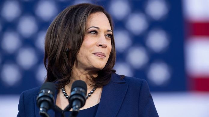 Kamala Harris Makes History in Amarica  Vice President-elect Kamala Harris is the first woman, the first Black person and the first Asian American elected to the second