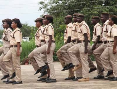 See the Names of four Immigration Officers Arrested By ICPC