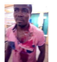 DNA Wahala: Man Violently Stabs Neighbor For Saying His Newborn Baby Doesn't Look Like Him