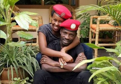 bobi wine wife
