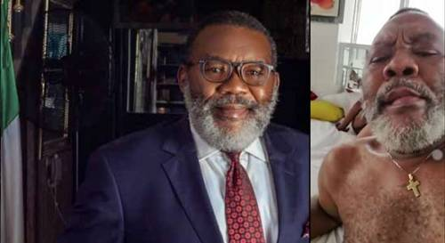 President Buhari's Appointee, Willy Amadi Is Caught In S*x Tape Scandal