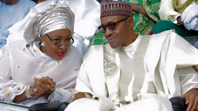 President Buhari Snubs Wife, Sends Birthday Messages To Anyim, Useni, Four Others