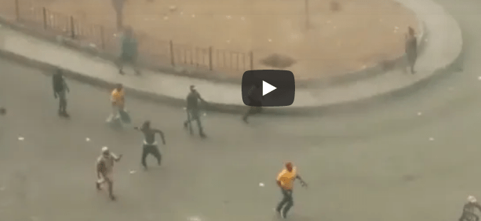 Watch Video: Bloody Moment NURTW Factions Clash In Lagos