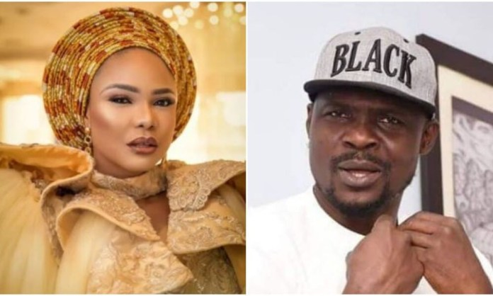 Actress Iyabo Ojo slams her colleagues in the movie industry defending Baba Ijesha who allegedly defiled a 14-year-old girl
