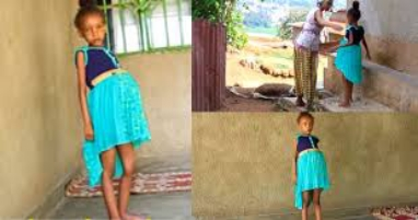 They Said I'm Pregnant At 6 – Little Girl Shares Sad Story