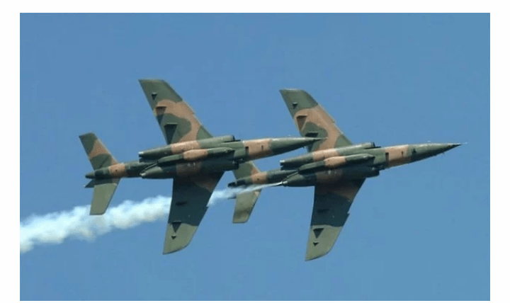 NAF Alpha-Jet Goes Missing After Losing Contact With Radar In Borno