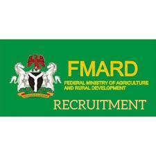 Federal Ministry Of Agriculture Recruitment 2021 ( 4 Positions )